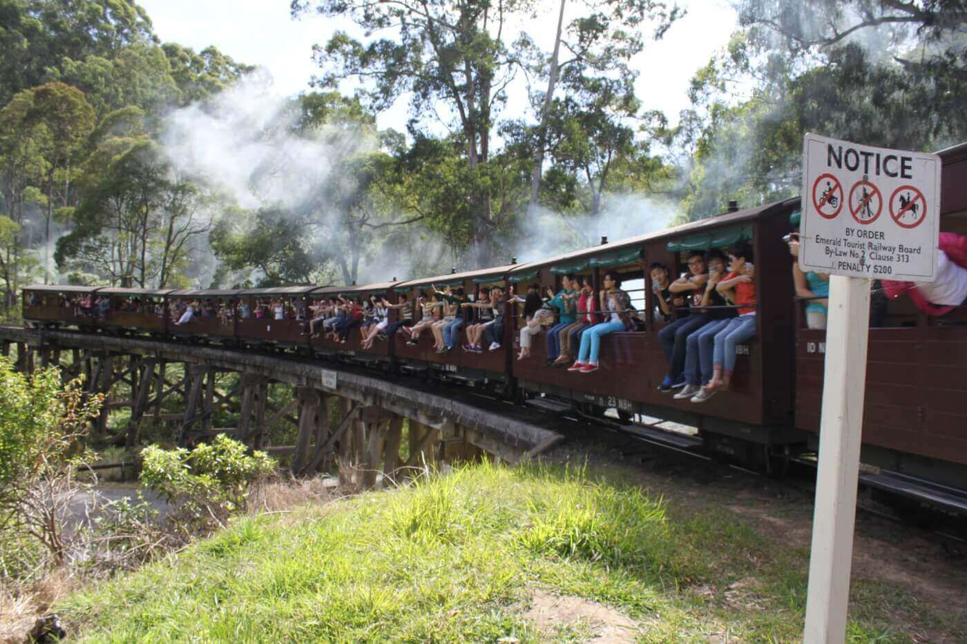 Melbourne Private Tours Dandenong Ranges Day Tour