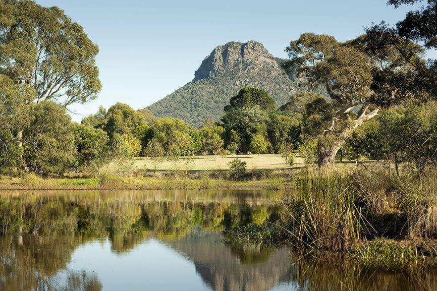 Melbourne Private Tours Grampians Place to visit in Grampians Mt Sturgeon