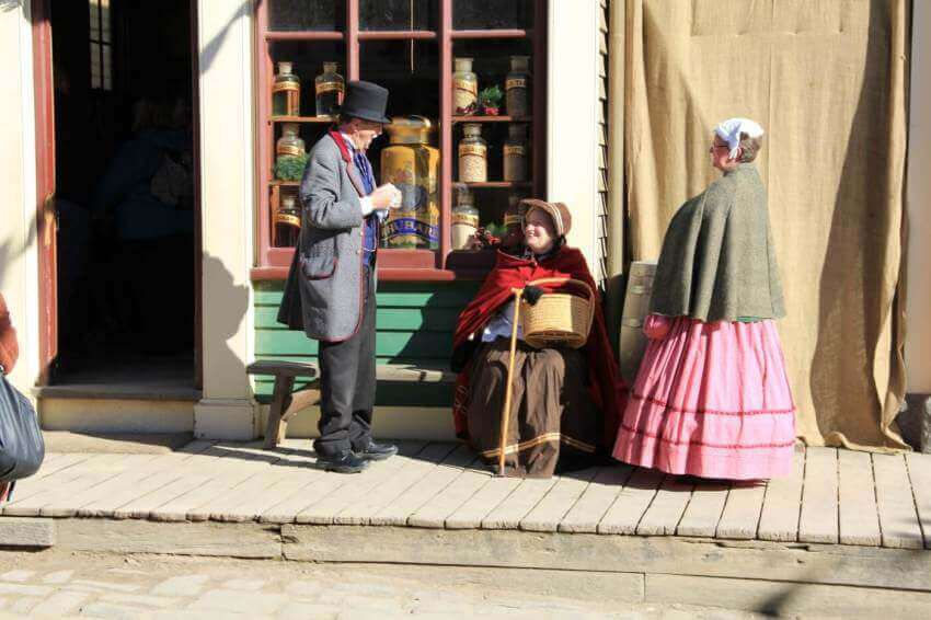 Melbourne Private Tours Things to see around Ballarat Sovereign Hill