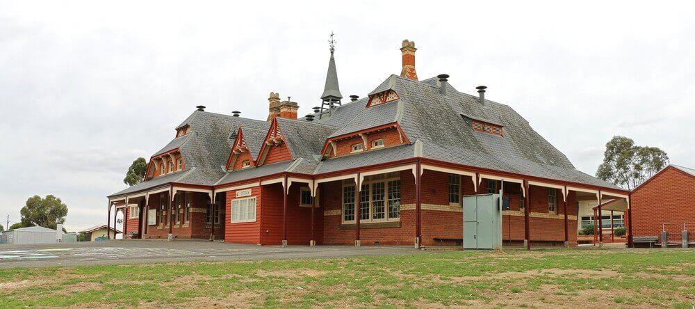 Avoca Victoria School