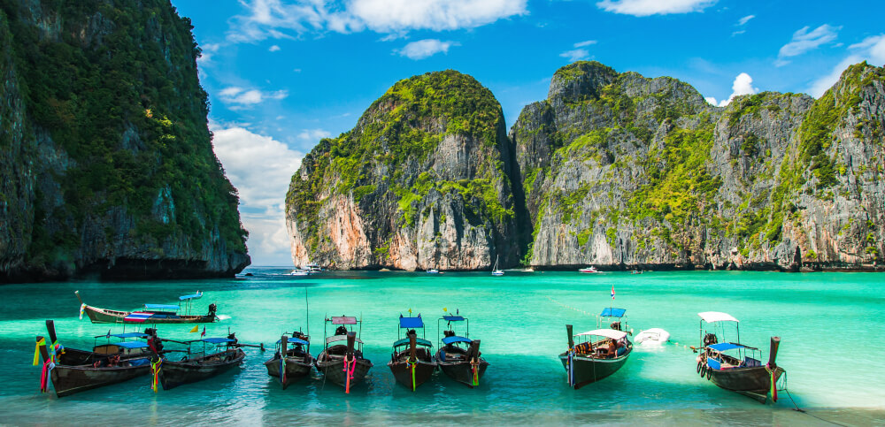 Palau Pledge Ko Phi Phi Sustainable tourism development