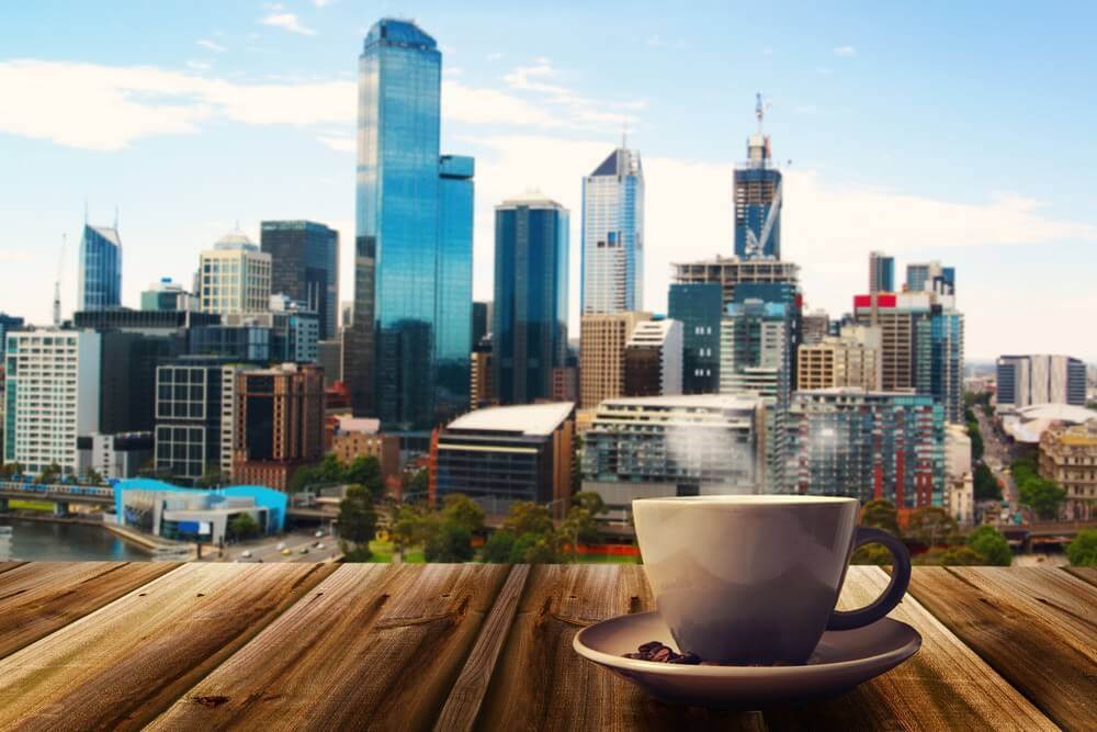 Melbourne is famous for its coffee and food culture