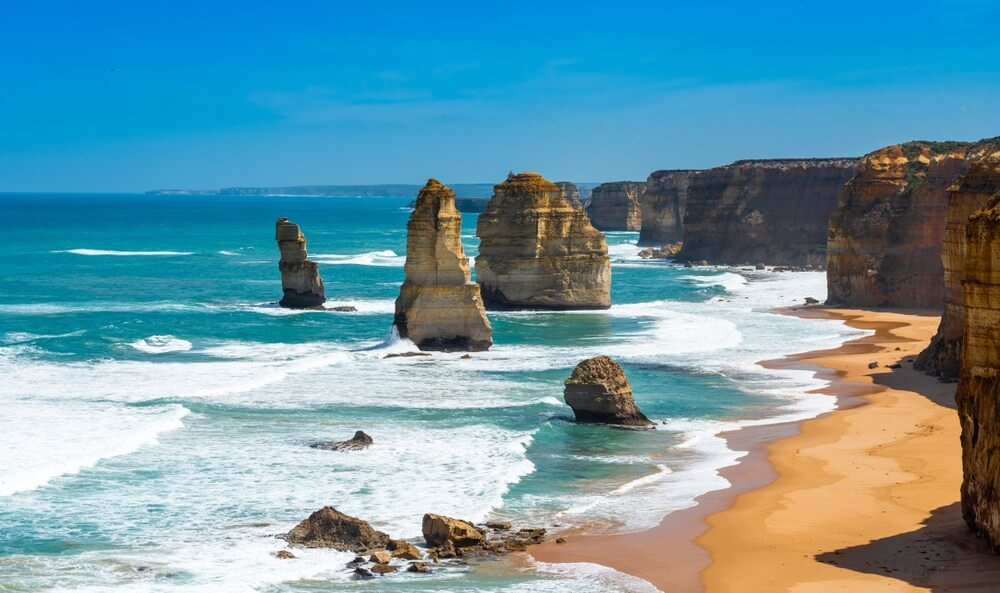 Visit Great Ocean Road during your AO 2020 stay