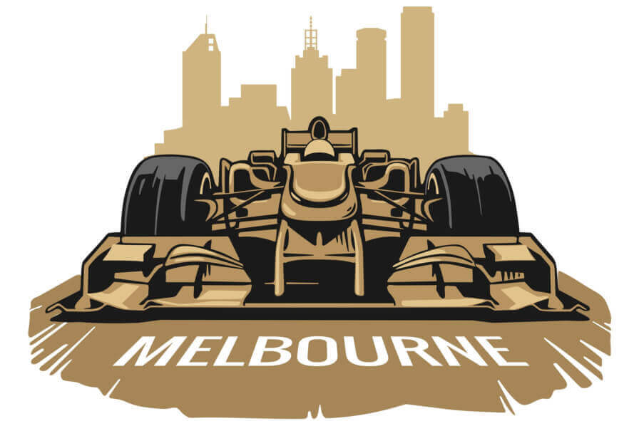 Australian Grand Prix 2020 in Melbourne