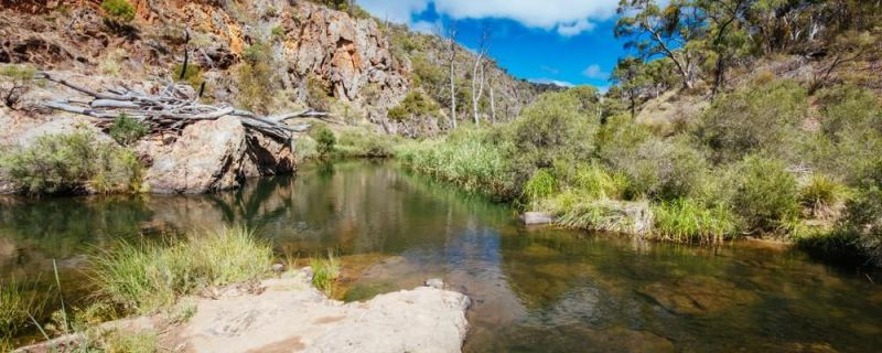 A (half) day outdoors: Your introduction to beautiful Werribee Gorge
