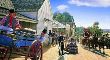 Ballarat and Sovereign Hill